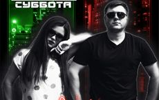 Damaxx and Kate Fameli в «Малибу». Рестораны Омска