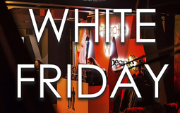 White Friday вместе с White People. Рестораны Омска